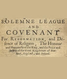 Solemn League & Covenant (1643)